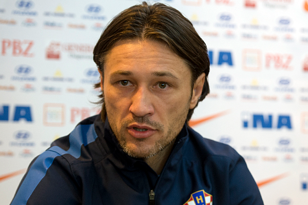 Kroatiens Nationaltrainer Niko Kovac