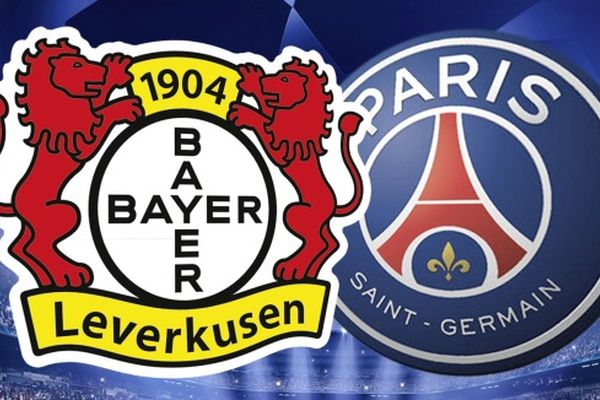 Champions League-Achtelfinale: Bayer 04 Leverkusen gegen Paris St.-Germain