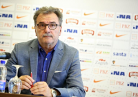 Kroatiens Nationaltrainer Ante Cacic